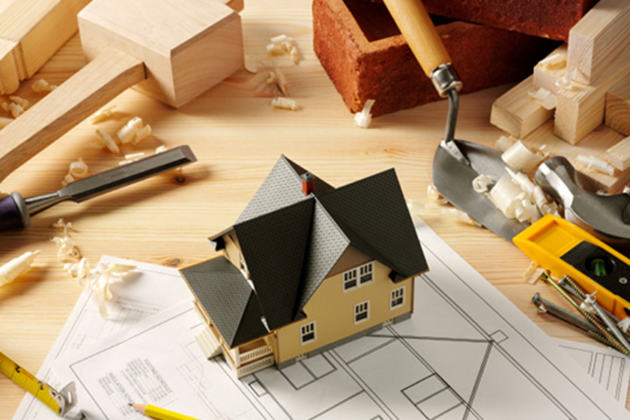 an image showing that we undertake all types of building work