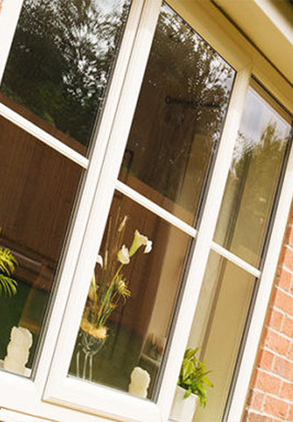 We Install A+ Casement Windows as Standard.